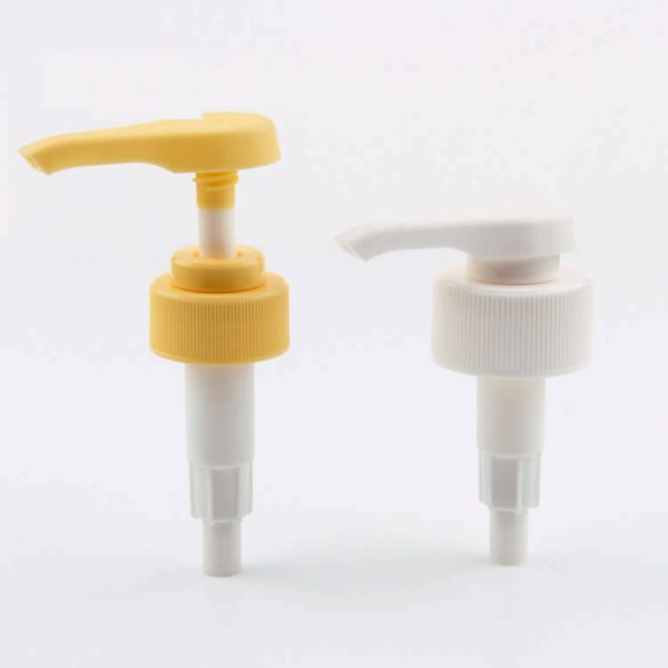big dosage plastic lotion pump